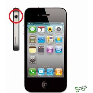 Réparation Prise casque nappe Jack iPhone 4